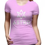 Astro T-Shirt pink 10