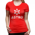 Astro T-Shirt red 12