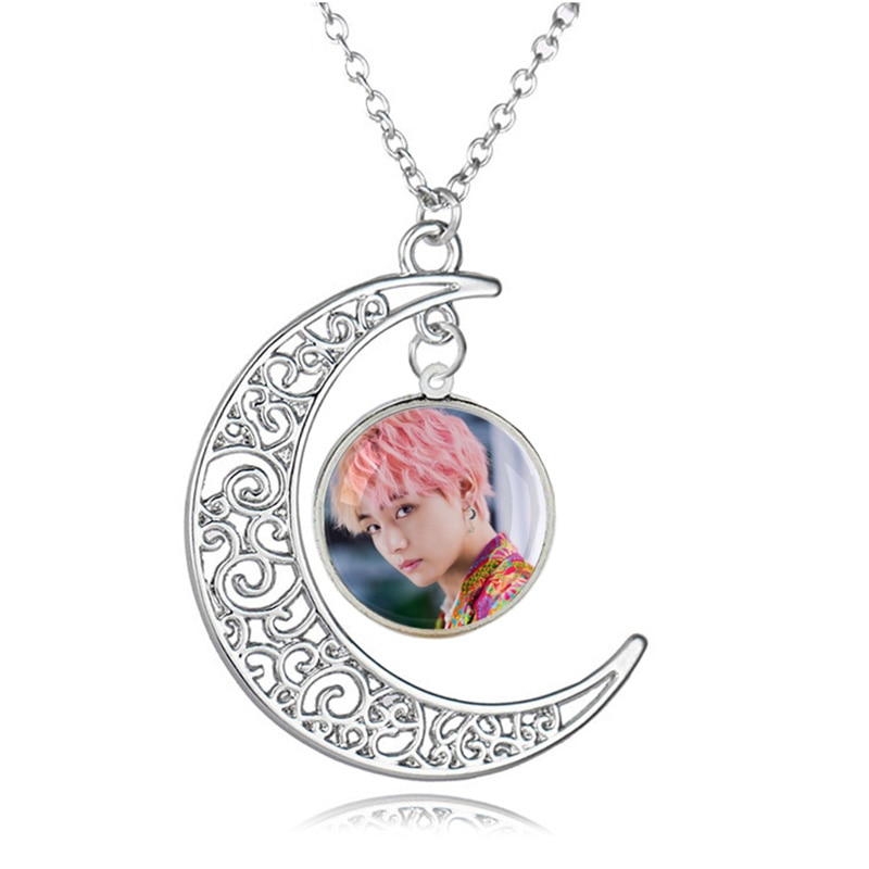Army Bomb Necklace Kpop Choker Collar Jewelry K-pop Boys Accessories For Fans Album Love Yourself Suga Jimin Jin Jungkook V RM