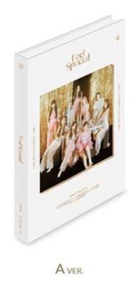 [MYKPOP]~100% OFFICIAL ORIGINAL~ TWICE MINI #8: FEEL SPECIAL, KPOP Fans Collection---SA19100101
